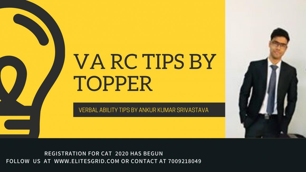 VA RC for cat