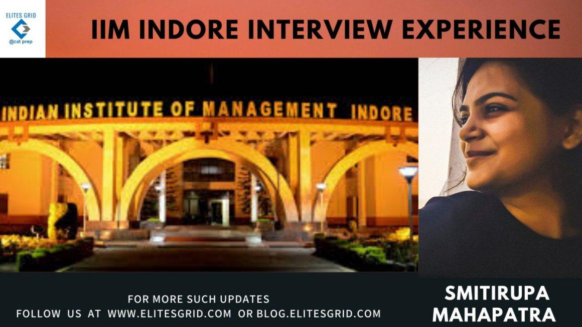 IIM indore interview